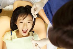 こどもの歯科検診
